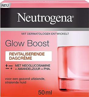 Neutrogena Glow Boost Revitalizing Day Care, revitaliserende dagcrème met Neoglucosamine tegen eerste tekenen van huidvero...
