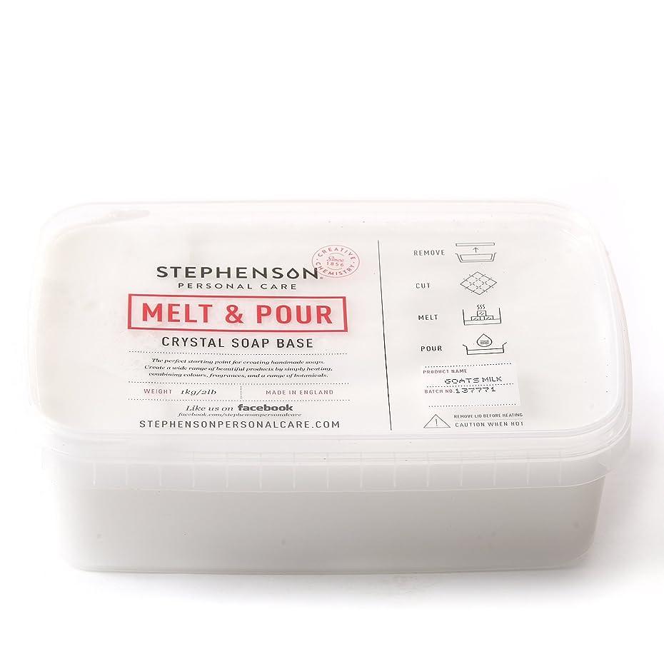 洞窟ニュースペインギリックMelt and Pour Soap Base Goat's Milk - 5Kg
