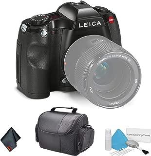 Leica S (Typ 006) Medium Format DSLR Camera (Body Only) 10803 37.5MP - Starter Bundle
