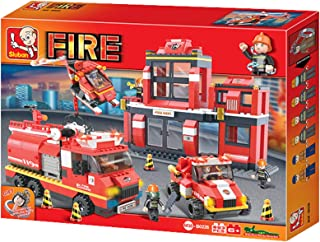 Sluban Amusement Toys - FIRE ALARM(693Piece)