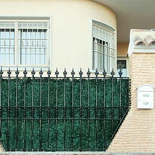 comprar comparacion Catral 43020002 Seto Artificial, Verde, 300 x 3 x 150 cm