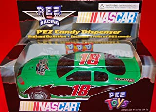 Bobby LaBonte #18 Nascar Race Car Pez Dispenser - PEZ Candy Racing