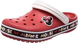 Crocs Unisex-Adult 205630-90H Crocband Minnie Iii Clog