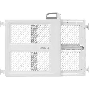 Safety 1st Extensions pour pression Fit Gates Blanc 7 cm
