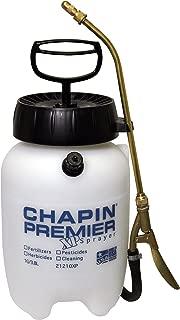 Chapin 21210XP Premire Pro XP Poly Sprayer For Fertilizer, Herbicides and Pesticides (1-Gallon)