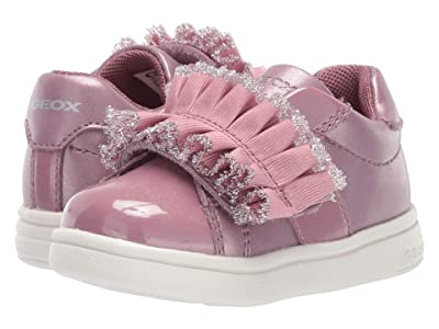 Geox Kids Djrock 32 (Toddler) (Dark Pink) Girls Shoes