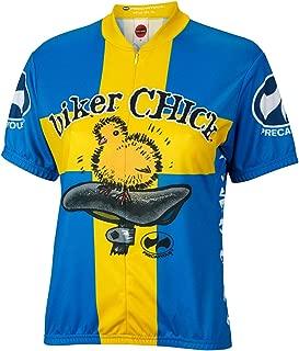 World Jerseys Women's Swedish Chick Cycling Jersey