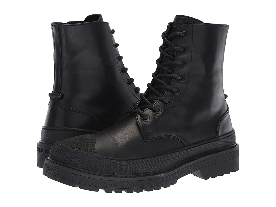 Neil Barrett Military Tank High Boot (Black) Men