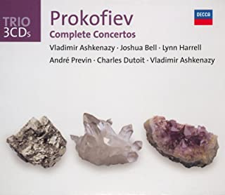 Prokofiev: The Piano Concertos/Violin Concertos etc