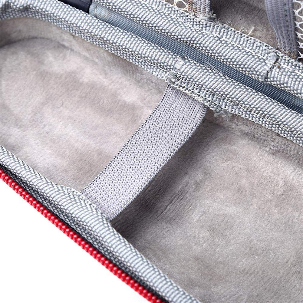 CampHiking - Funda para afeitadora Braun Series 3, 3040s 3010BT 3020 3030s 300s, Bolsa de Almacenamiento para Series 5 5030s 5147s 5090cc 5050cc Series 7 7789cc, 7840s, 799cc, 790cc: Amazon.es: Hogar