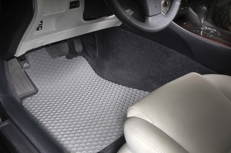 Intro-Tech Hexomat Floor Mats for Select Mitsubishi Diamante Models NS-639-RT-C