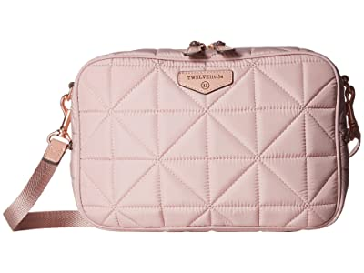 TWELVElittle 12little Diaper Clutch (Blush Pink) Diaper Bags