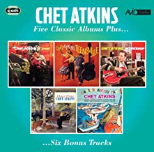 Five Classic Albums Plus At Home / Teensville / Chet Atkins' Workshop / Down Home / Caribbean Guitar