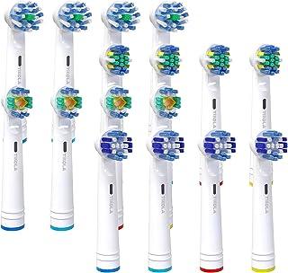 Tikola Recambios Cepillo para Oral B Pro Genius y Smart,