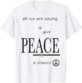 John Lennon - Peace T-Shirt