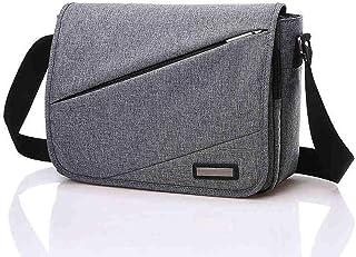 Crossbody Bag Men's Laptop Shoulder Bag Student Bag Work Package Leisure Sports Bag Outdoor Small Backpack