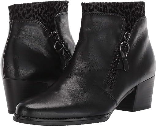 Black Glove/Grey Flock Zaire HT