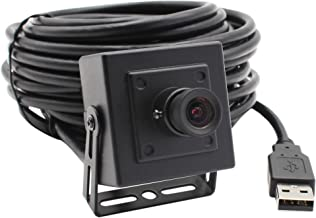 ELP Camera USB 2 megapixel with Black case and 3.6mm Lens for All Kinds of CCTV Surveillance Camera System,Machine Vision System,Home babay Monitor