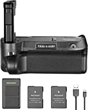 Neewer Pro Vertical Battery Grip Holder and 2 Pieces 1050mAh EN-EL14 Replacement Li-ion Battery with USB Input Dual Charger for Nikon D3100 D3200 D3300 SLR Digital Camera