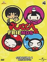 pucca & friends - season 01 parte 04 dvd Italian Import