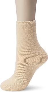 [アツギ] レディース靴下 WARM×WARM(ウォームウォーム) ルームソックス 裏起毛 ウォームウォーム