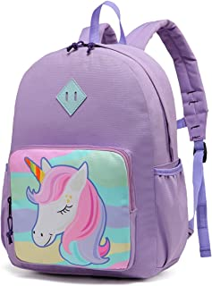 Backpack for Boys and Girls, Chasechic Water-resistant Toddler Backpack for Kids Preschool Backpack with Chest Strap