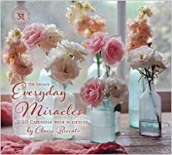 Legacy Publishing Group 2020 Wall Calendar with Scripture, Everyday Miracles