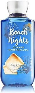 【Bath&Body Works/バス&ボディワークス】 シャワージェル サマーマシュマロ Shower Gel Beach Nights Summer Marshmallow 10 fl oz / 295 mL [並行輸入品]