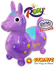 Gymnic Rody Horse Inflatable Bounce & Ride,