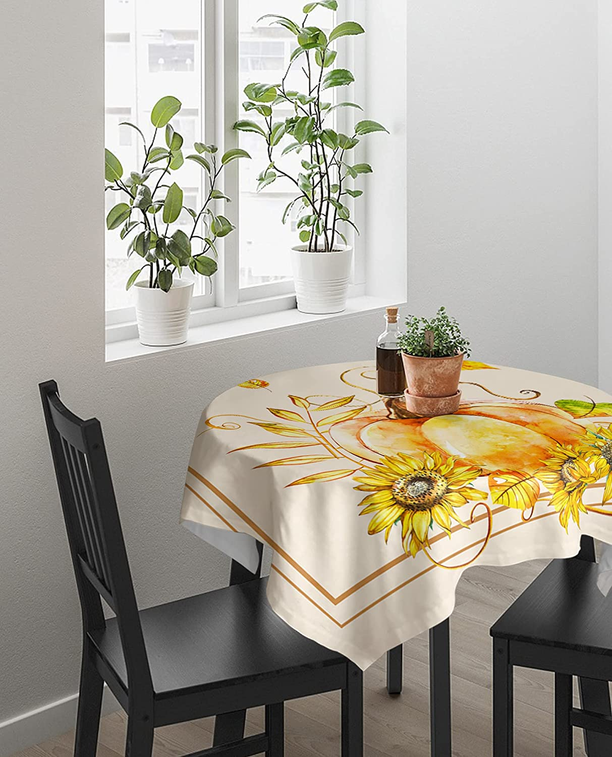OUR WINGS Max 45% OFF Tablecloth Washable NEW Table Kitchen Ta Cover Dinning for