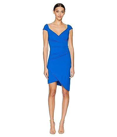 Nicole Miller Stefanie Dress (Bondi Blue) Women