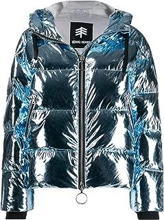 IENKI IENKI Luxury Fashion Womens DUNNOLIGHTBLUE Light Blue Down Jacket | Fall Winter 19