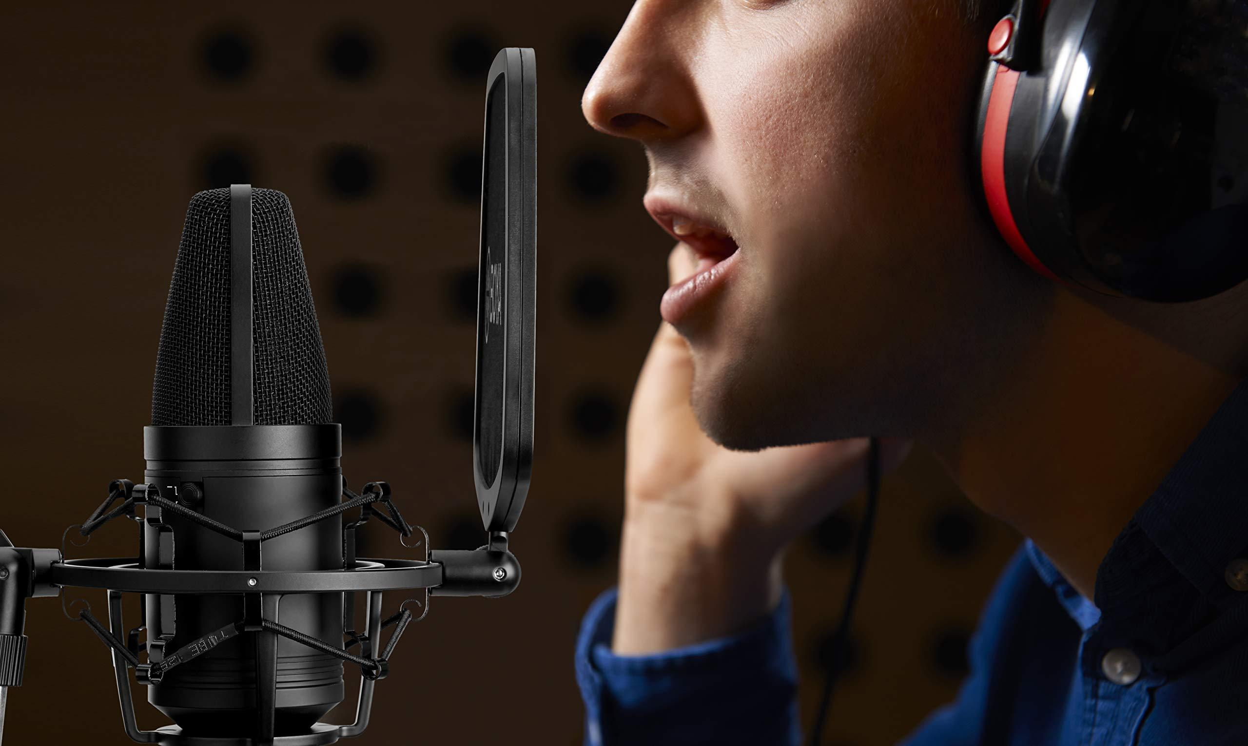 Boya By M800 Cardioid Condenser Microphone Amazon Ae