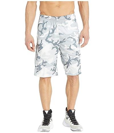 Nike Dry Courtlines Shorts AOP (White/Black) Men