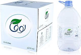 Nova Bottled water, 4X5 ltr