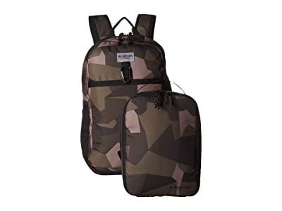 Burton Kids Lunch-n-Pack Backpack (Youth) (Three Crowns Camo Print) Backpack Bags