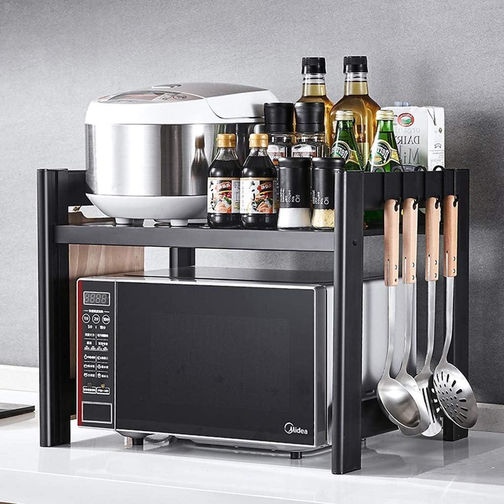 BLRYP Kitchen Max 50% OFF Shelf Floor Type 57.54 Storage Single Rack Surprise price