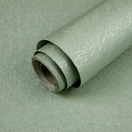 16 X 118 Black Silk Contact Paper Embossed Waterproof Self ...