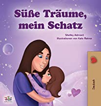 Sweet Dreams, My Love (German Children's Book) (German Edition)