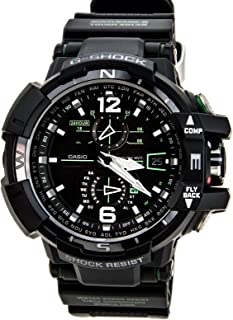 Casio G-Shock GWA-1100-1A3 G-Aviation Series Mens Stylish Watch