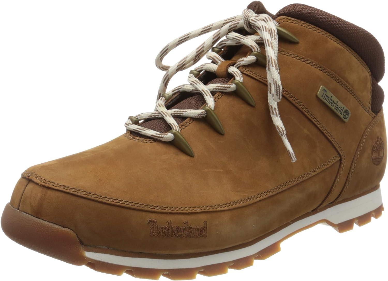 5 popular Timberland OFFicial store Men's Euro Sprint Boot Hiker Chukka