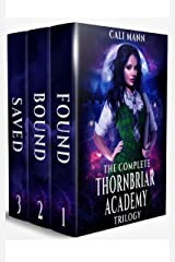 The Complete Thornbriar Academy Trilogy : A Reverse Harem Shifter Romance Kindle Edition