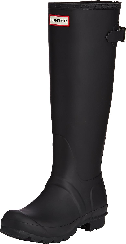 Hunter Damen Back Adjustable Wellington Stiefel Gummistiefel  | Qualität zuerst