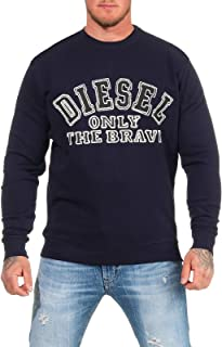 Diesel Men's S-Joe-B Sweatshirt