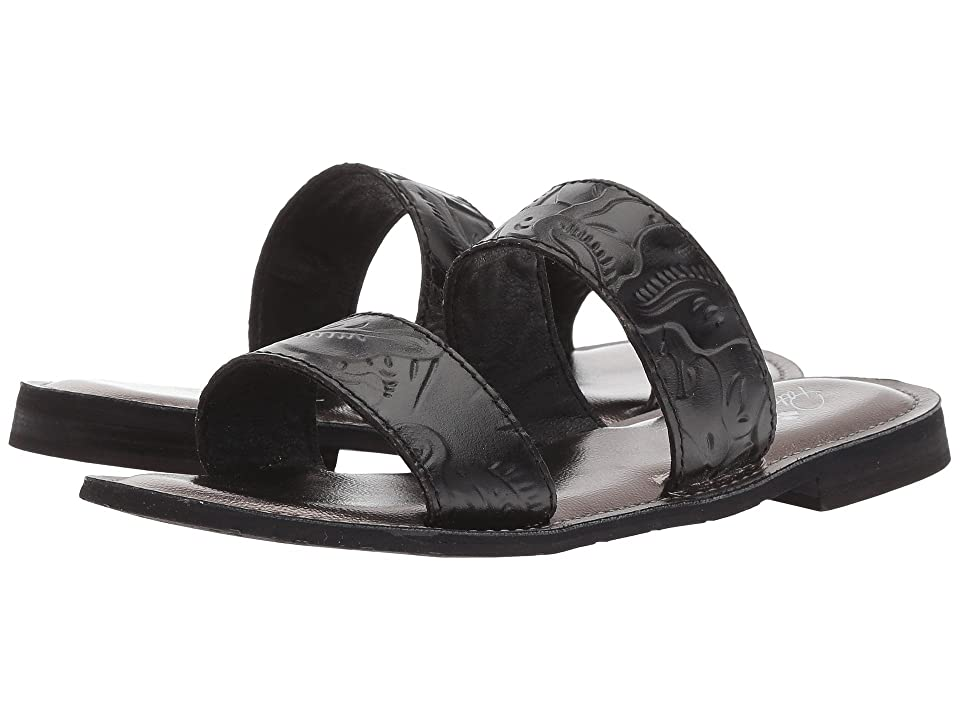 Patricia Nash Flair (Black Tooled Leather) Women
