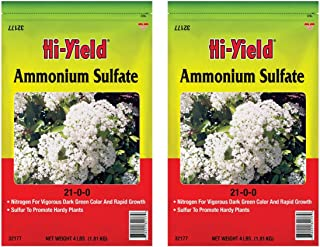 Hi-Yield Ammonium Sulfate 4LB Ammonium SULFATE - 2 Pack