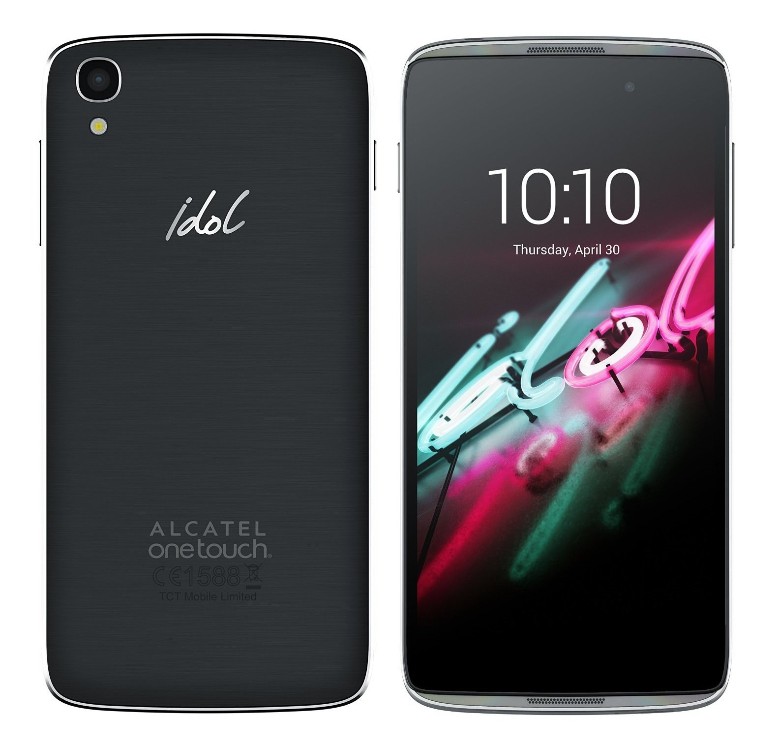 Alcatel One Touch Idol 3 Dark Gray Gris 6039y Android Smartphone ...