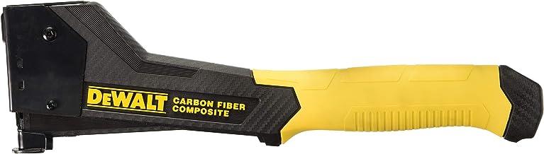 DEWALT - Grapadora y grapadora para martillo (fibra de carbono)