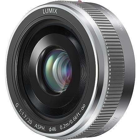 Panasonic H H020ae S Pancake Objektiv Lumix G F1 7 Kamera