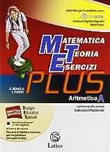 Scaricare Libri Matematica Teoria Esercizi Plus. Aritmetica A + DVD + Tavole numeriche. Mi preparo per l'interrogazione. Quaderno delle Competenze 1. Per la Scuola media PDF